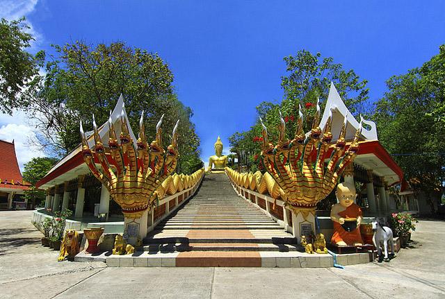 Холм Большого Будды в Паттайе - Big Budda Hill