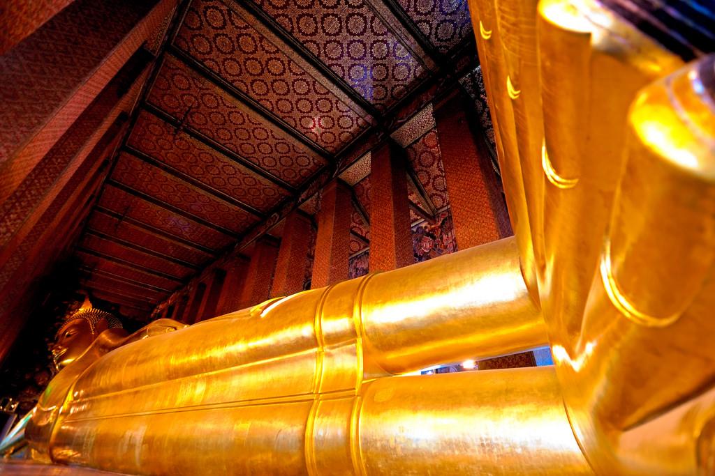 Храм Лежащего Будды Ват По