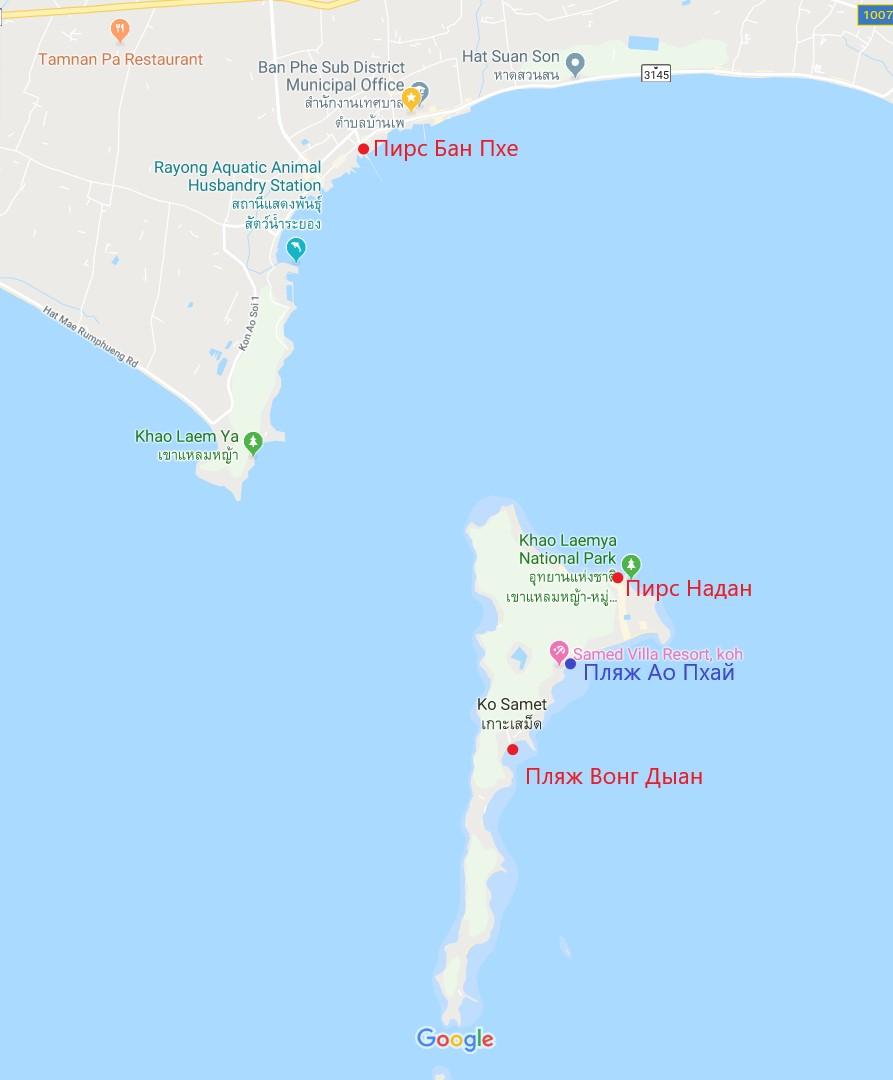 карта-острова-ко-самет