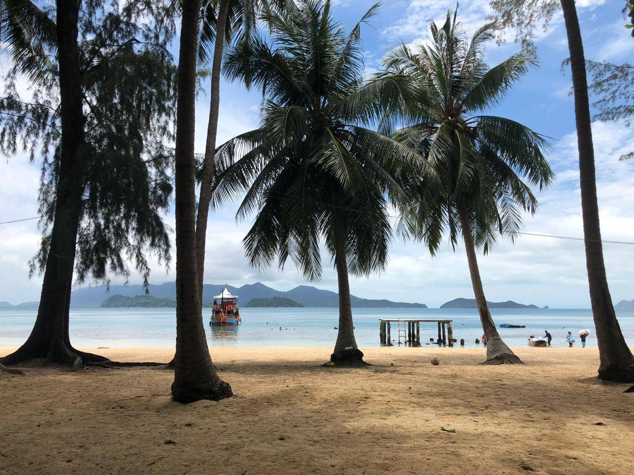 Экскурсия на остров Ко Чанг