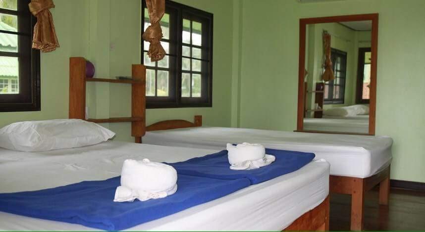 Остров Ко Куд отель Клонг Хин