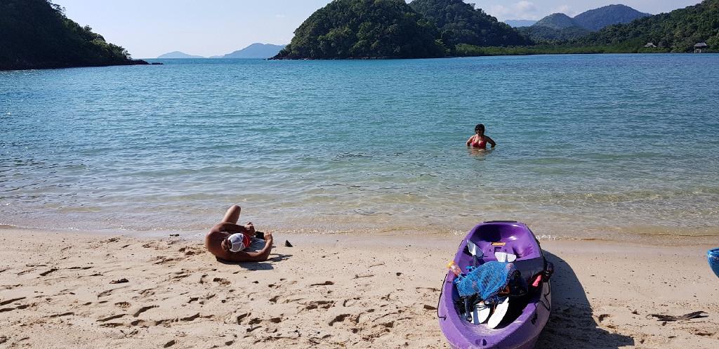Остров Пхи Пхи Ной - Ко Нгам