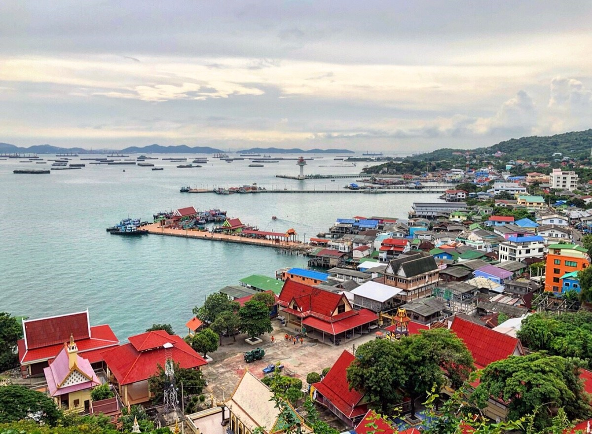 Остров Ко Сичанг