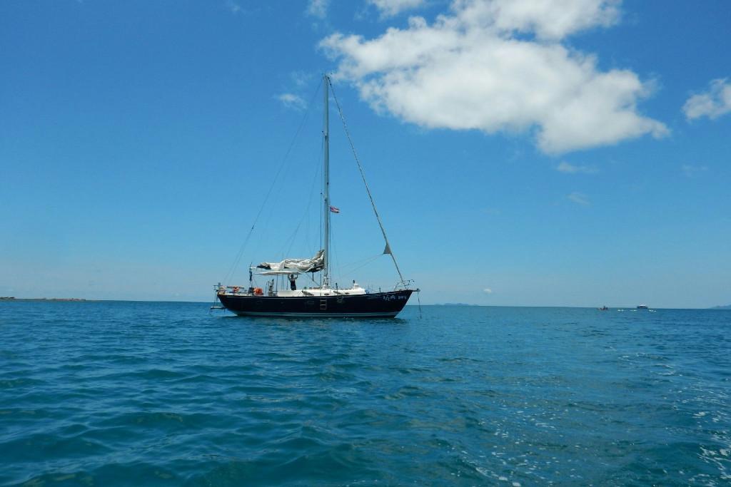 Яхта Буккабу