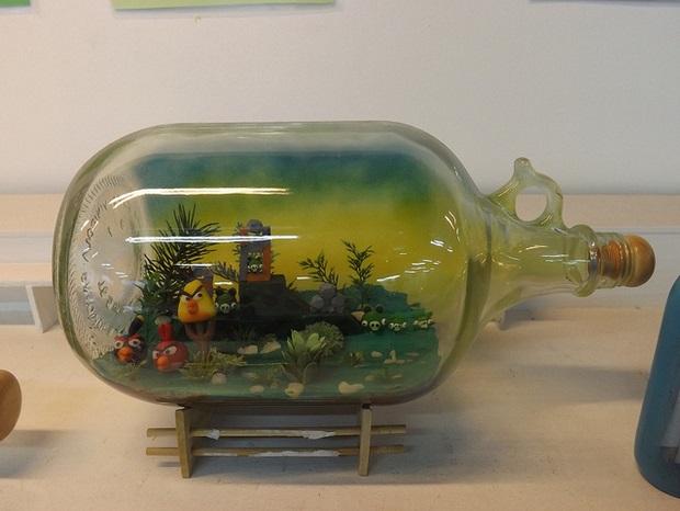 Музей бутылок в Паттайе