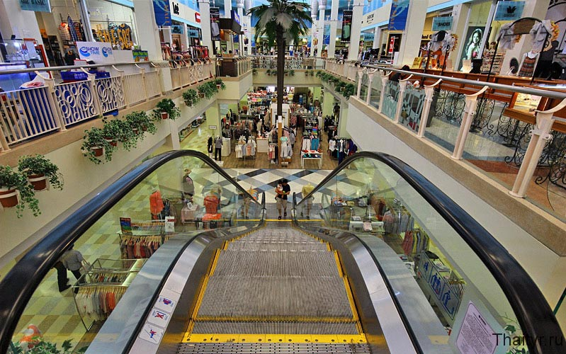 Торговый центр Outlet Mall